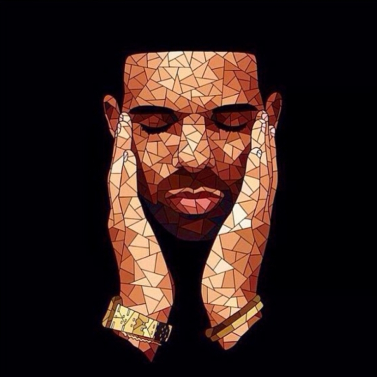 Drake in his feelings